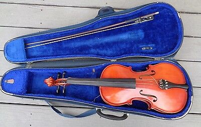 old Roth fullsize violin for minor repair