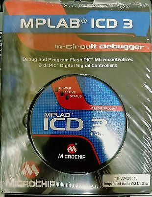 In Circuit Debuggers MPLAB ICD3