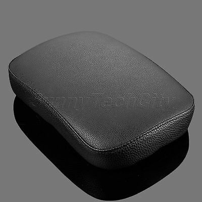 Rear Passenger Seat 6 Suction Cups Pillion Pad for Harley-Davidson Electra Glide