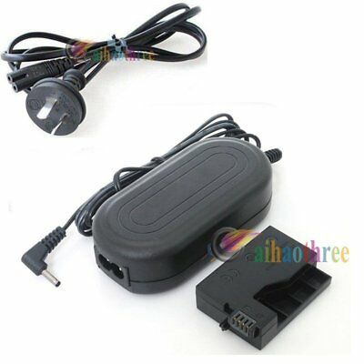 AC Power Adapter Charger ACK-E8 For Canon EOS 550D 600D 650D 700D Rebel T2i New