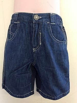 Lovely 100% Cotton Cropped Jeans Feu Follet, Age 2-3, 3-4 or 7-8 Years - BNWT!!
