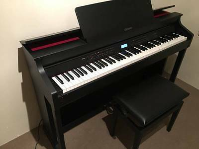 Casio Celviano AP650M 88 Key Weighted Digital Piano Black