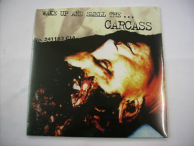 Carcass - Wake Up And Smell The Carcass - 2Lp Reissue Black Vinyl New Unplayed