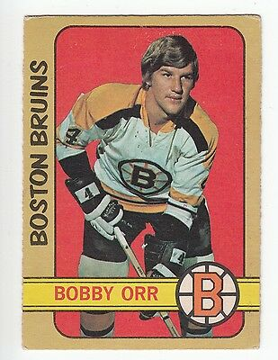 BOBBY ORR NO:129 in OPC 72-74 Ex to Ex+ cond   see scan