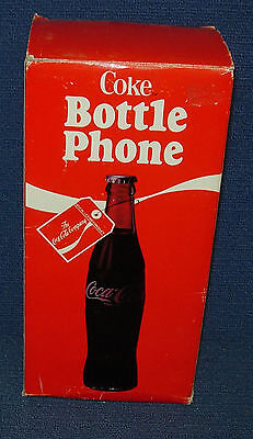 Coca Cola Bottle Phone Model 5000                                       Inv H076