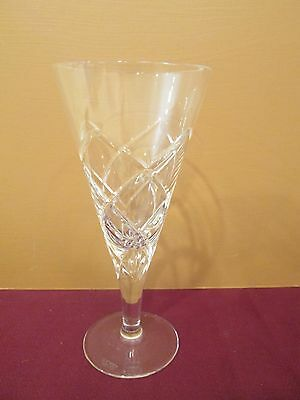 "Rogaska Ravello Iced Tea / Iced Beverage Glass - 9"" 0209G"