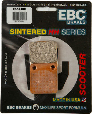 EBC SFA HH Sintered Scooter Front Brake Pads Single Set For Daelim SFA54HH