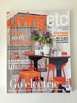 Living Ect - April 2010 - Homes with Attitude