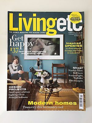 Living Ect - February 2011 - Get Happy