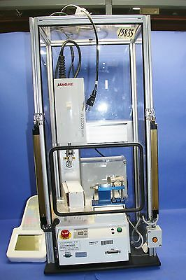 (1) Used Janome JR 2204N 4 Axis Desktop Robot with Fluid Dispensing Head 15835