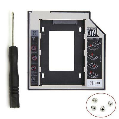 Universal 12.7mm SATAII SSD HDD disque dur Caddy pour CD Bay optique DVD-ROM AH