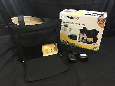 Medela Pump In Style Advanced Double Breastpump - On-the-go-tote (57063)