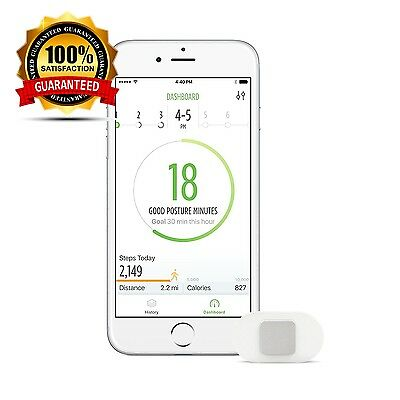 Lumo Lift Posture Coach and Activity Tracker (requires the free Lumo Lift...