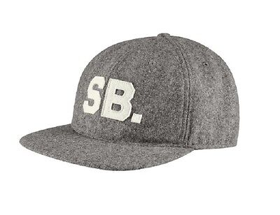 6eaf63bee2b Nike INFIELD PRO CAP Grey White Patch SB Logo Snapback Baseball Cap Men s  Hat