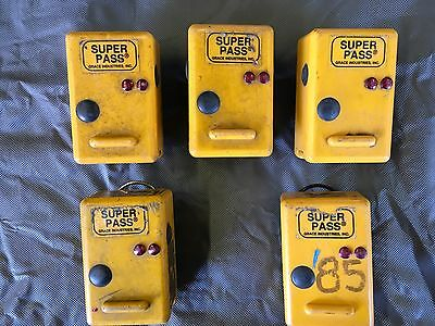 SUPER PASS Firefighter Electronic PASS Device / Grace Industries, INC.