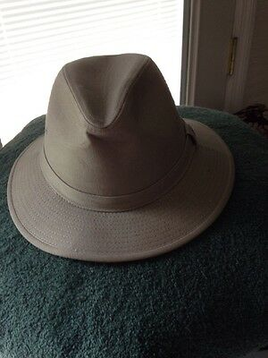 b9e2e310 + Dorfman Pacific Scala Shape-able Classic Outback Hat Size One Size Fits  Most