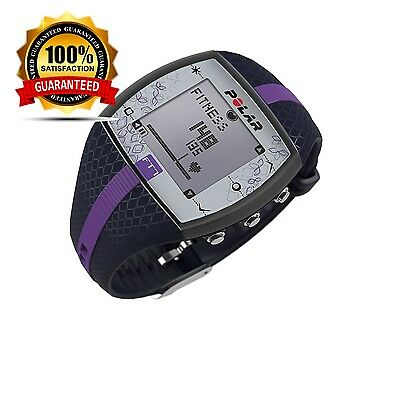 Polar FT7 Heart Rate Monitor and Sports Watch - Blue/Lilac