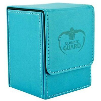 Deck Box Ultimate Guard Flip Deck Case 100+ Standard Size Blue