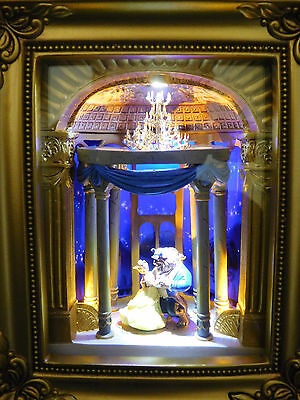 New Disney Parks Olszewski Beauty and the Beast GOL Gallery of Light Box dance