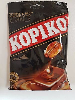 Kopiko Coffee Candy Strong and Riches Coffee Flavor X 3 Pkt