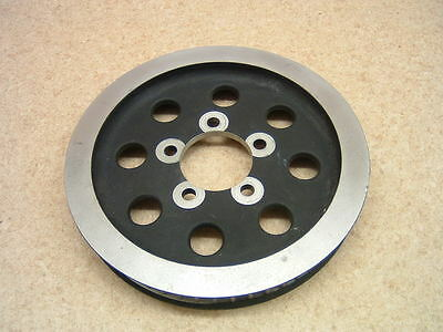 Harley Pulley Riemenscheibe Sprocket Belt  55 Zähne (#404)