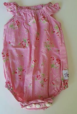 Gorgeous ANGEL BABY CREATIONS Baby Girl Onesie Size 0 FREE POST***