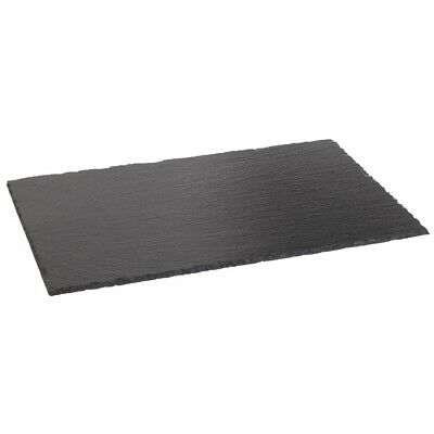 Olympia (Pack of 2) Natural Slate Board GN 1/4 BARGAIN