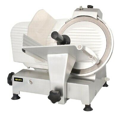 Commercial Apuro Meat Slicer Cutter Butchery Butcher Deli Porchetta 300Mm