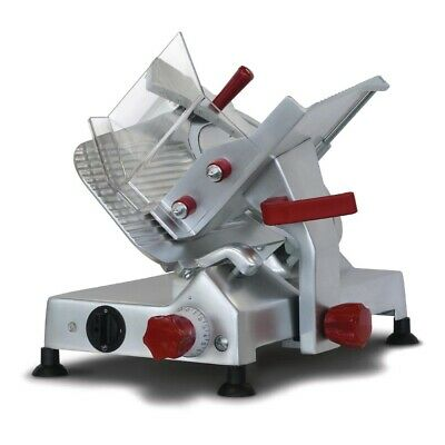 Commercial Noaw Manual Gravity Feed Meat Slicer Cutter Butchery Butcher Ns250