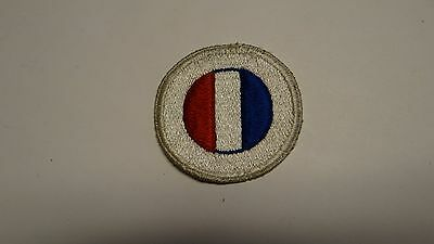 WWII  US army US Ground Forces command patch  NO GLOW cut patch
