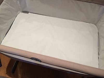 Chicco next to me crib/cot -- brand new condition