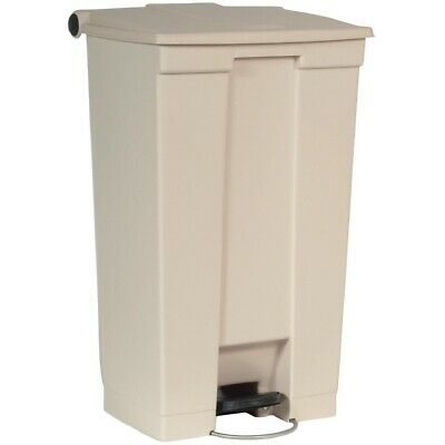 Rubbermaid Beige Step On Container 87Ltr BARGAIN