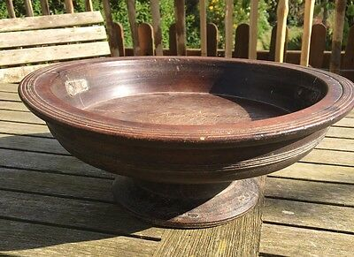 Superb Antique African Tribal Food Bowl- Possibly Tuareg