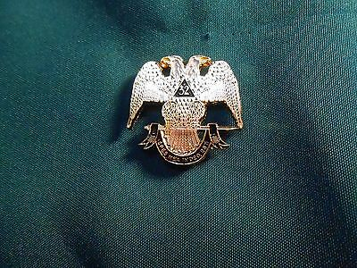 Scottish Rite Lapel Pin (PSCP11)