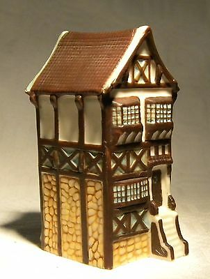 Michael H Lawrence  Miniature House Tuder / Tudor  San Fransisco