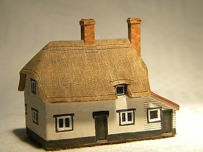 Brian Dollemore Shire Lane Collection Miniature Houses Clapgate Hertfordshire