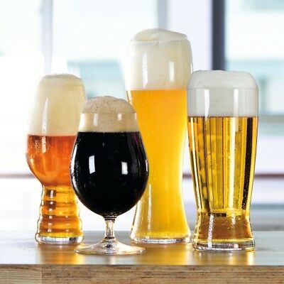 Spiegelau - Beer Glass- Tasting Kit (Set of 4)