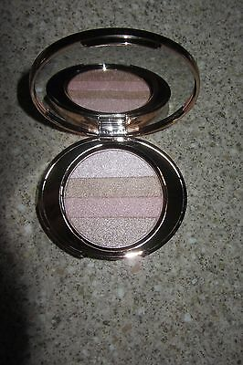 Boots No7 Highlighter Shimmer Palette Rose ~ New