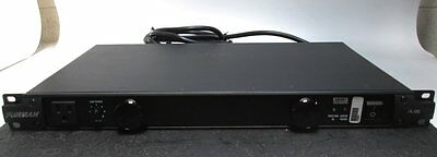 Furman PL-8C PL8C Power Conditioner & Light Module 9-Outlet 15A LED Lights #40
