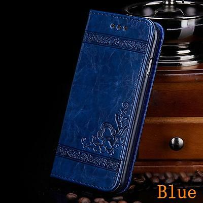 Luxury Wallet Case For iPhone 5 5s se Leather Phone Case Cover