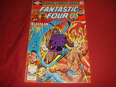 FANTASTIC FOUR #215 John Byrne Marvel Comics 1980 VF