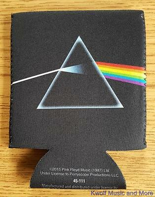 "PINK FLOYD Koozie/Can Cooler  ""Dark Side Of The Moon""  Official/Licensed   NEW"
