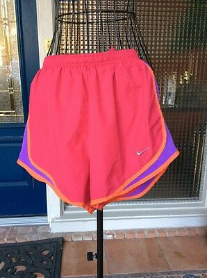 Nike Womens Dri Fit Tempo Athletic Running Shorts Size Small