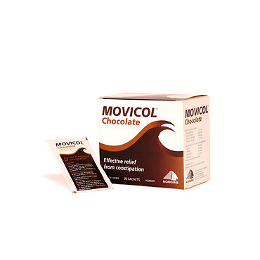 Movicol Chocolate 13.9G Sach 30 NEW Cincotta Chemist