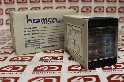 Bramco A01313 Earth Leakage Relay - New Surplus Open