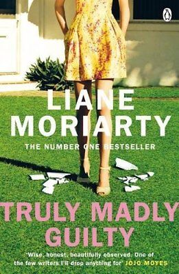 Truly Madly Guilty by Liane Moriarty New Paperback Book