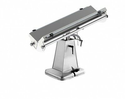 """Surgery Operating Table V-Top stainless steel 58"""" x 19"""" veterinary laboratory"""