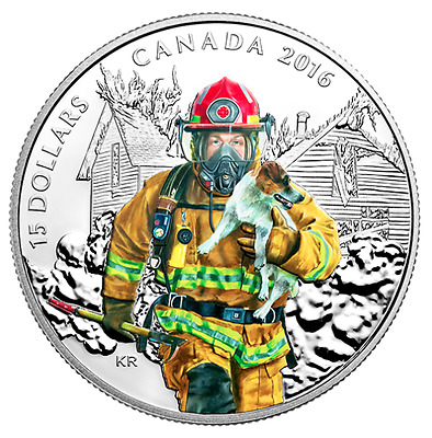 National Heroes Firefighter