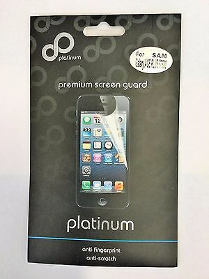 Platinum Premium Screen Guard For SAM GALAXY ACE PLUS S7500