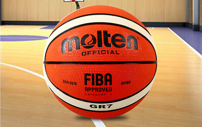 New Basketball Ball Molten Official Size Indoor Balls GG7 Plus Gift 2017